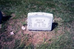 Janet R. <i>Raines</i> Abate