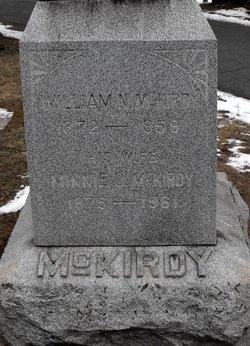 William N McKirdy