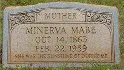 Minerva Catherine <i>Mabe</i> Mabe