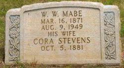 Cora Lee <i>Stephens</i> Mabe