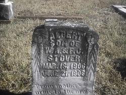 Albert Stover