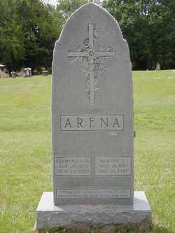 Mrs Martha Elizabeth Mama <i>Mitchell</i> Arena