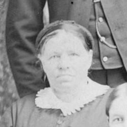 Margaretha <i>Hermann</i> Habegger