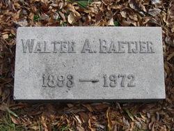Walter A. Baetjer
