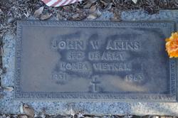 Sgt John W. Akins