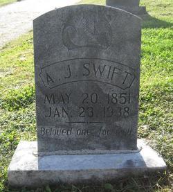 Andrew Jackson Swift