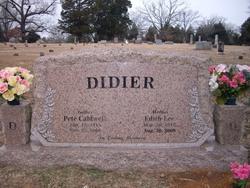 Pete Caldwell Didier
