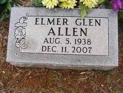 Elmer Glen Allen