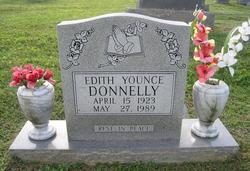 Edith <i>Younce</i> Donnelly