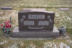 Ellen Blanche <i>Dewar</i> Baker