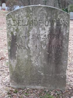 Adelaide Owens