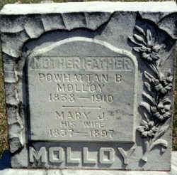Mary Jane <i>Phillips</i> Molloy