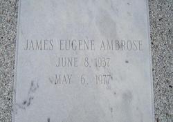 James Eugene Ambrose, Sr