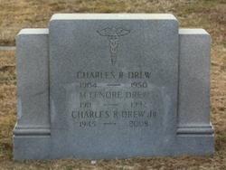 Dr Charles Richard Drew