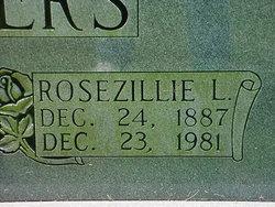 Rosezillie <i>Lowe</i> Chambers