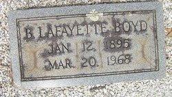 Benjamin Lafayette Boyd