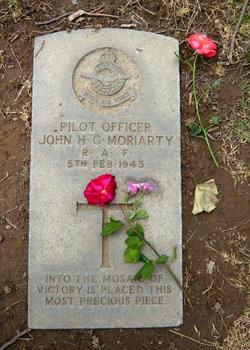 John Hickson Gordon Moriarty