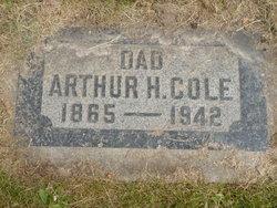 Arthur Henry Cole