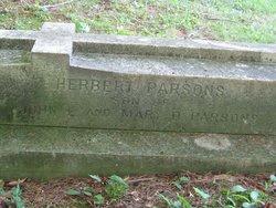 Herbert Parsons