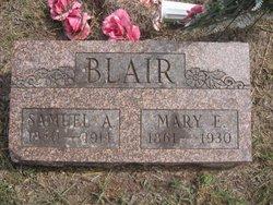 Mary Estella <i>Baker</i> Blair