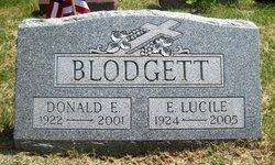 Donald E Blodgett, Sr
