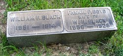 Fannie P. <i>Boyd</i> Black