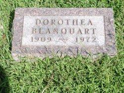 Dorthea Blanquart