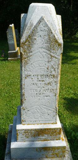 William H Bilderback