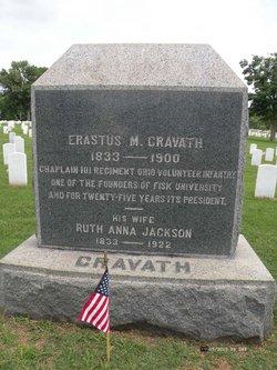 Ruth Anna <i>Jackson</i> Cravath