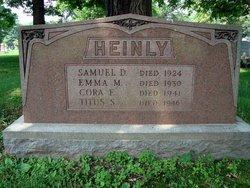 Samuel D. Heinly