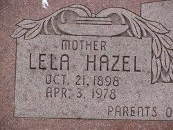 Lela Hazel <i>Helvey</i> Lyons