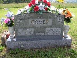 Virgie Vesta <i>Hackworth</i> Combs
