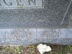 Sophia M <i>Wickman</i> Aggen