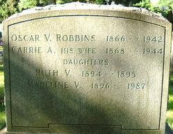 Madeline V Robbins