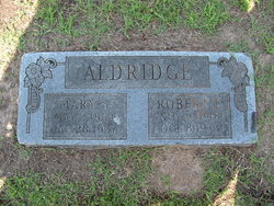Mary Jane <i>Poff</i> Aldridge