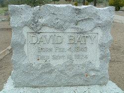 David Baty