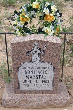 Bonifacio Maestas
