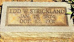 Edward Wilson Strickland