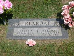 Jessie Voden <i>Burklow</i> Rexroat