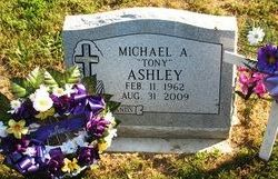 Michael Anthony Tony Ashley