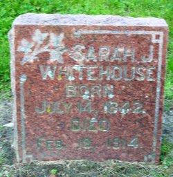 Sarah Jane <i>Ford</i> Whitehouse