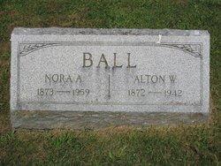 Nora A <i>Tallman</i> Ball