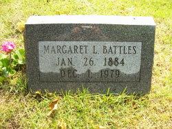 Margaret L. Battles