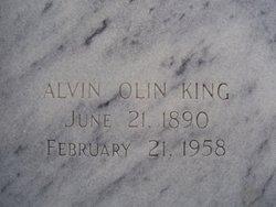 Alvin Olin King