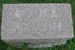 Gertie E. Able