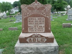 Nellie J. <i>Johnson</i> Able
