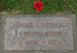 Sadie Francis Reynolds