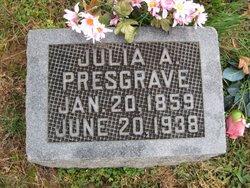 Julia Ann <i>Richards</i> Presgrave
