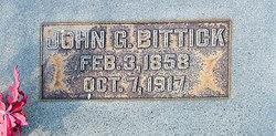 John Goodrum Bittick