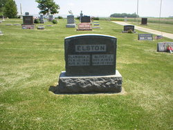 Clarissa Ann <i>Johnson</i> Elston